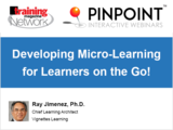 Developing micro learning