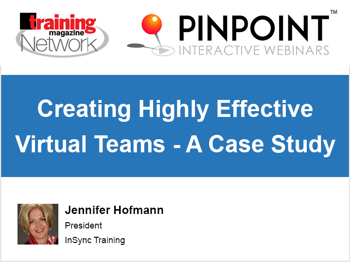 Creating highly effective