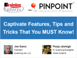Captivate features  tips and tricks
