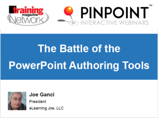 The battle of the ppt