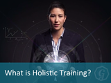 What is holistic training