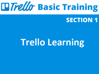 Trello learning