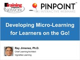 Developing micro learning for learners