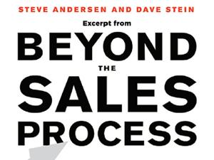 Beyond sales process