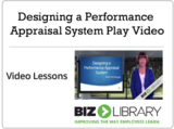 Designing a performance appraisal system