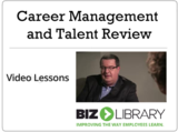 Career management and talent review