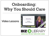 Onboarding why you should care