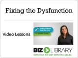 Fixing the dysfunction