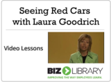 Seeing red cars with laura goodrich