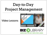 Day to day project management