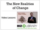 The new realities of change