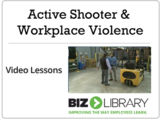 Active shooter   workplace violence