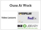 Guns at work