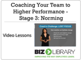 Coaching your team to higher performance   stage 3 norming