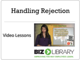 Handling rejection