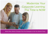 Modernizing corporate learning
