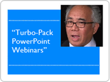 Turbo pack powerpoint webinars