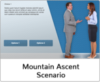 Mountain ascent 395x322