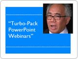 Turbo pack powerpoint webinars