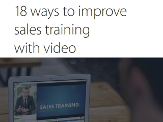 18 ways to improve sales training with video white paper.pdf   adobe acrobat reader dc 2018 10 15 12.27.44