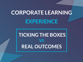 Corporate learning ebook home