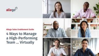 Allego sales enablement guide virtual teams 2020.p