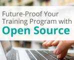 Future proof your elearning program with open sour