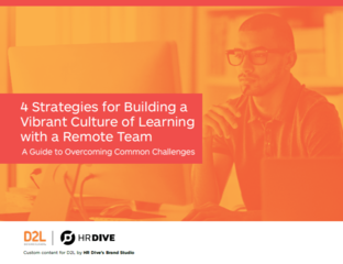 Strategies for building a vibrant culture of learn