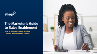 Allego ebrief marketers guide sales enablement.pdf