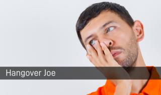 Hangover joe
