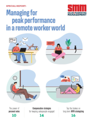 Cover from smm motivating remote teams