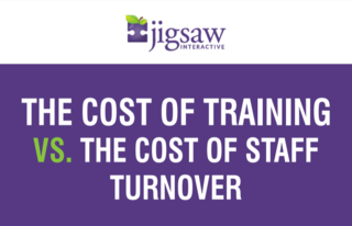 The cost of training vs. the cost of staff turnove