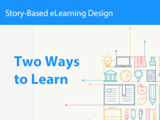 Two ways  to learn