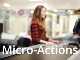Micro actions