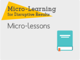 Micro lessons