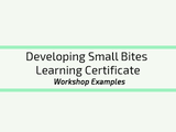 Sb workshp examples