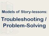 Troubleshooting problem solving
