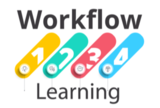 Workflow logo with date