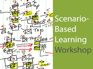 Scenario based learning group image