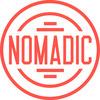 Nomadic logo orange