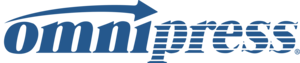 Omnipress logo omniblue act