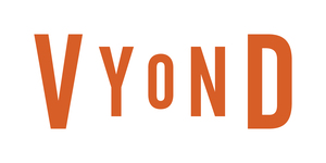 Vyond logo orange rgb