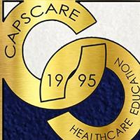 Capscare Academy for Health Care Education Logo