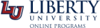 Liberty University Online Logo