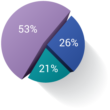 Partner sector chart