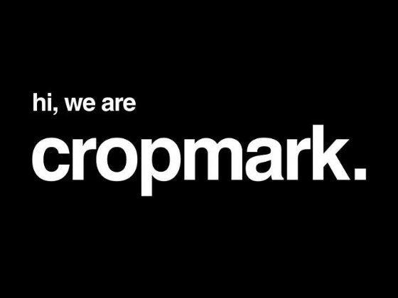 cropmark. - Romain Poirier