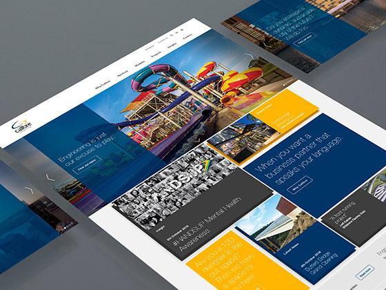 Calibre Group - Axiom Design Partners