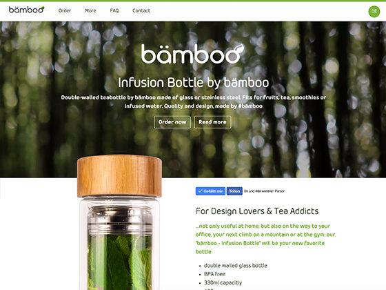 bämboo - zauberware technologies