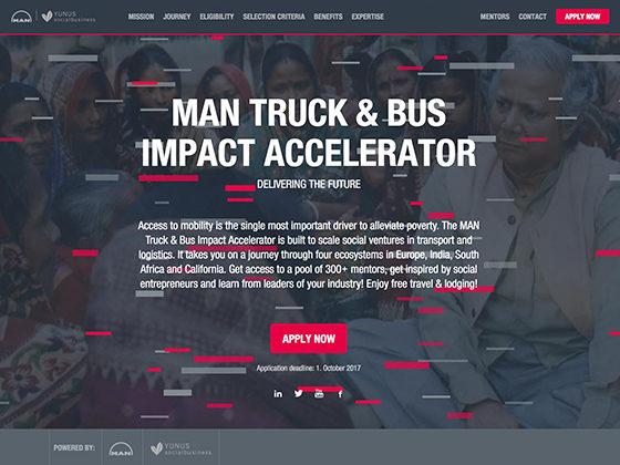MAN Accelerator - zauberware technologies