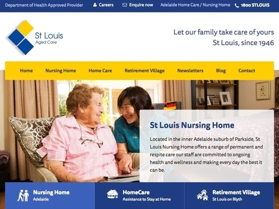 St Louis - Blis Web Agency